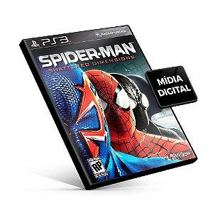 Spider-Man™: Shattered Dimensions - PS3 Mídia Digital