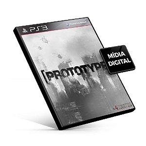Pacote da Franquia Prototype - PS3 Mídia Digital