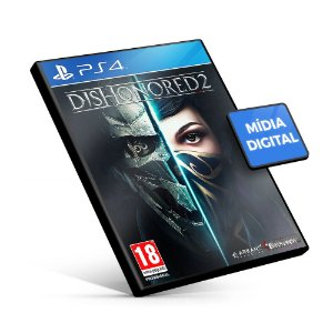 Dishonored 2 Limited Edition - PS4 Mídia Digital