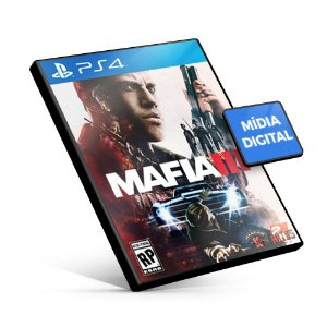 Mafia III - PS4 Mídia Digital