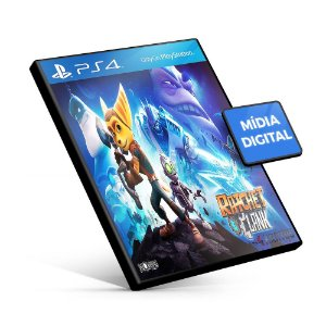Ratchet & Clank - PS4 Mídia Digital