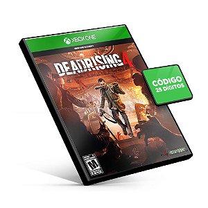 Dead Rising 4 - Xbox One - Código 25 Dígitos