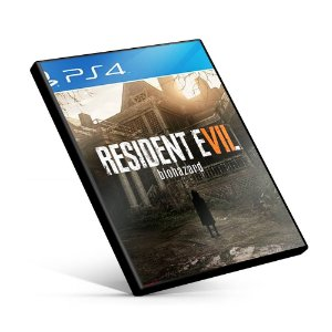 Resident Evil 7 Biohazard - PS4 Mídia Digital