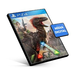 ARK: Survival Evolved - PS4 Mídia Digital