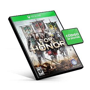 For Honor - Xbox One - Código 25 Dígitos