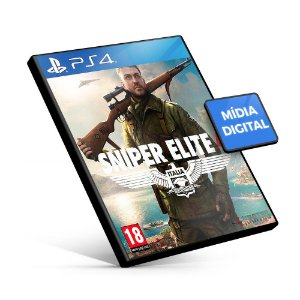 Sniper Elite 4 - PS4 Mídia Digital