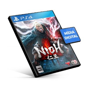 Nioh - PS4 Mídia Digital