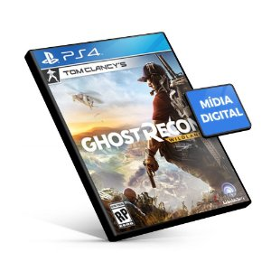 Tom Clancy's Ghost Recon Wildlands - PS4 Mídia Digital