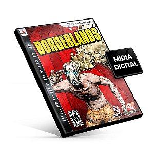 Borderlands - PS3 Mídia Digital