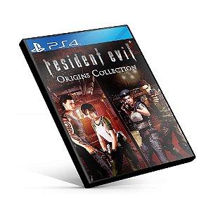 Resident Evil: Deluxe Origins Bundle - PS4 Mídia Digital