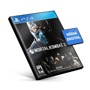 Mortal Kombat XL - PS4 Mídia Digital