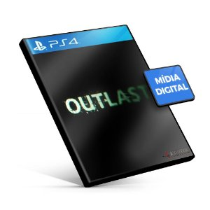 Outlast - PS4 Mídia Digital