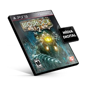 BioShock 2 - PS3 Mídia Digital
