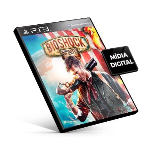 BioShock Infinite - PS3 Mídia Digital