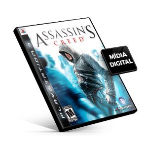 Assassin's Creed - PS3 Mídia Digital