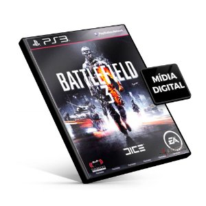 Battlefield 3 - PS3 Mídia Digital