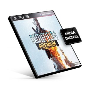 Battlefield 4 Premium Edition - PS3 Mídia Digital