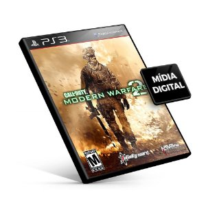 Call of Duty Modern Warfare 2 With Stimulus Package - PS3 Mídia Digital
