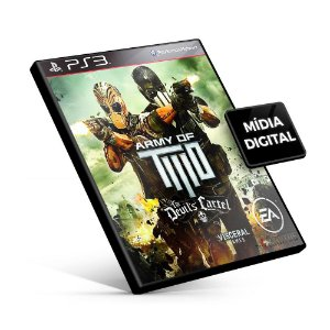 Army of TWO™ The Devil's Cartel - PS3 Mídia Digital