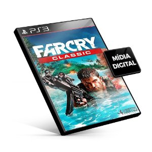 Far Cry Classic - PS3 Mídia Digital