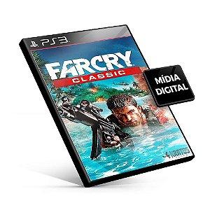 Far Cry Classic - PS3 Mídia Digital