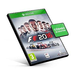 F1™ 2016 - Xbox One - Código 25 Dígitos