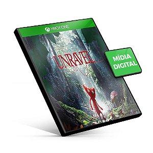 Unravel - Xbox One - Código 25 Dígitos