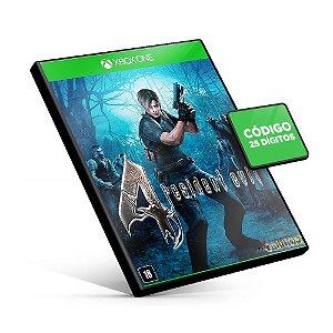 Resident Evil 4 - Xbox One - Código 25 Dígitos