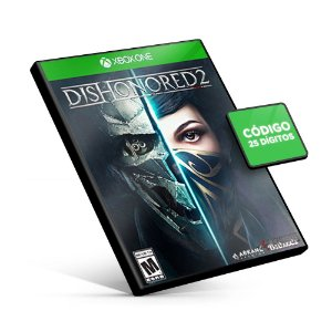 Dishonored 2 - Xbox One - Código 25 Dígitos