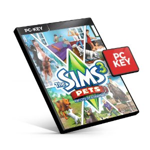 The Sims 3 Pets Pacote de Expansão - PC KEY