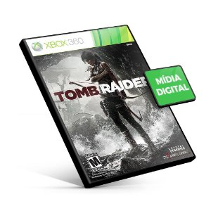 Tomb Raider - Xbox 360 - Código 25 Dígitos
