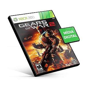 Gears of War 2 - Xbox 360 - Código 25 Dígitos