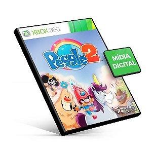 Peggle 2 - Xbox 360 - Código 25 Dígitos