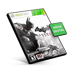 Batman: Arkham City - Xbox 360 - Código 25 Dígitos Americano