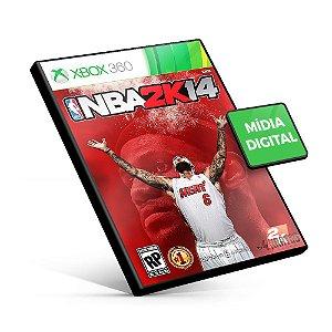Nba 2K14 - Xbox 360 - Código 25 Dígitos