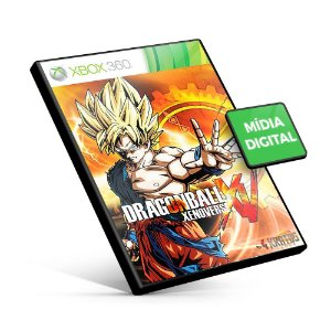 Dragon Ball Xenoverse - Xbox 360 - Código 25 Dígitos