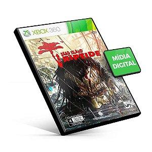 Dead Island Riptide - Xbox 360 - Código 25 Dígitos Americano