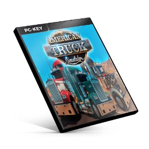 American Truck Simulator - PC KEY