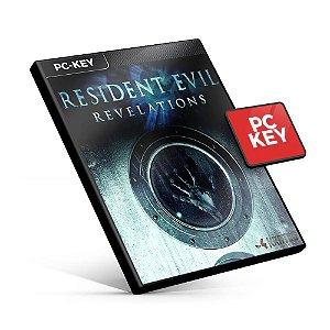 Resident Evil Revelations - PC KEY
