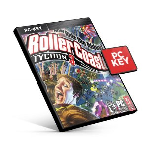 RollerCoaster Tycoon 3: Platinum - PC KEY