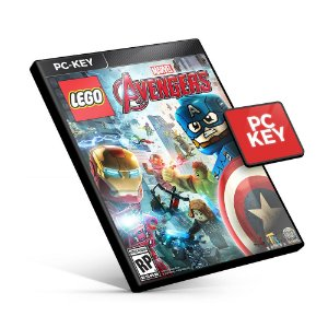 LEGO MARVEL's Avengers - PC KEY