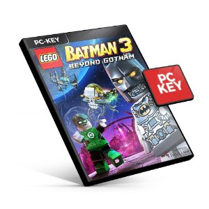 LEGO Batman 3 Beyond Gotham - PC KEY