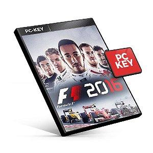 F1 2016 - PC KEY