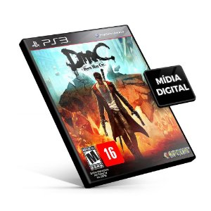 DmC Devil May Cry - PS3 Mídia Digital
