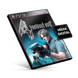 Resident Evil 4 - PS3 Mídia Digital