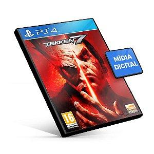 Tekken 7 - PS4 Mídia Digital