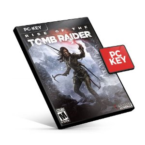 Rise of the Tomb Raider - PC KEY