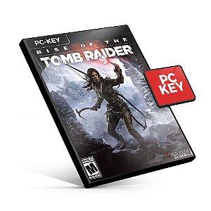 Rise of the Tomb Raider - PC KEY