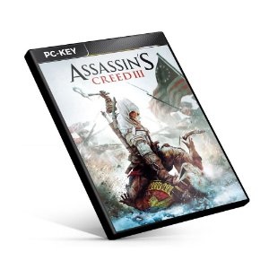 Assassin's Creed III - PC KEY