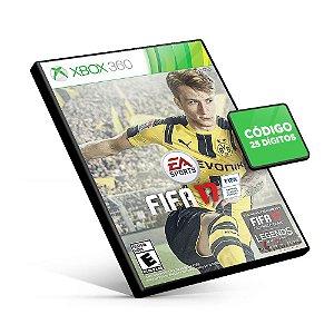 Fifa 17 - Xbox 360 - Código 25 Dígitos